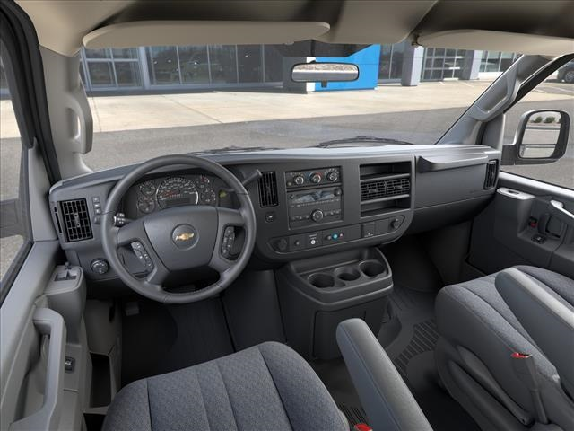 2020 Chevrolet Express 2500 4x2, Masterack Steel General Service Upfitted Cargo Van #FK9893 - photo 10