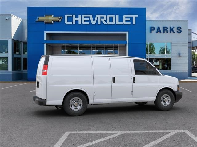 2020 Chevrolet Express 2500 4x2, Masterack Steel General Service Upfitted Cargo Van #FK9893 - photo 5
