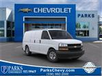 2020 Chevrolet Express 2500 4x2, Masterack Steel General Service Upfitted Cargo Van #FK9893 - photo 1