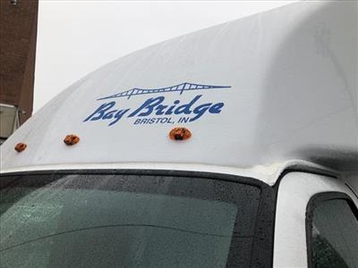 2019 Express 3500 4x2, Bay Bridge FRP Cutaway Van #FK9917 - photo 13