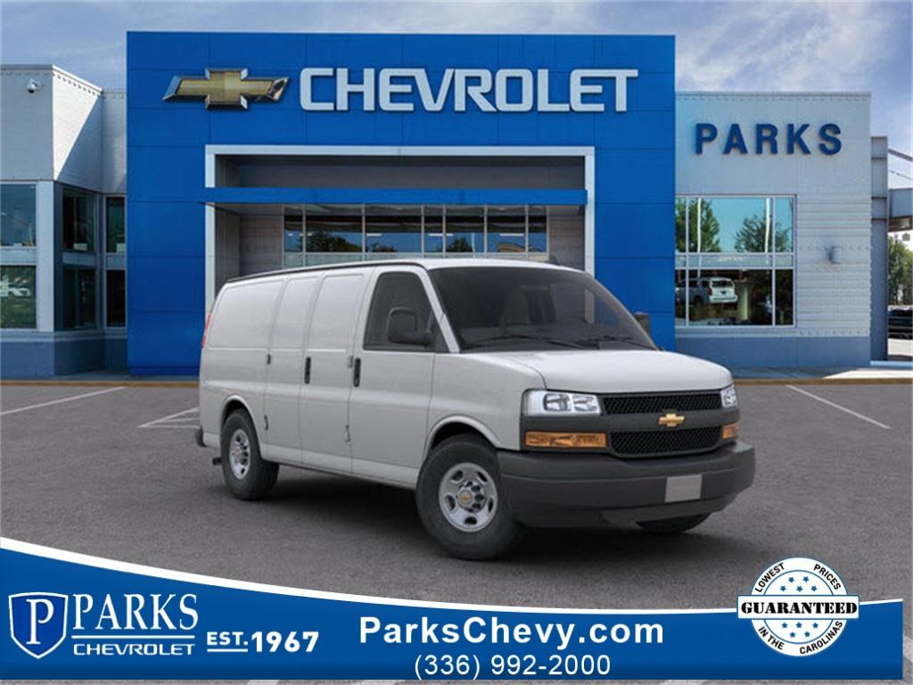2019 Chevrolet Express 2500 4x2, Sortimo Upfitted Cargo Van #FK9978 - photo 1