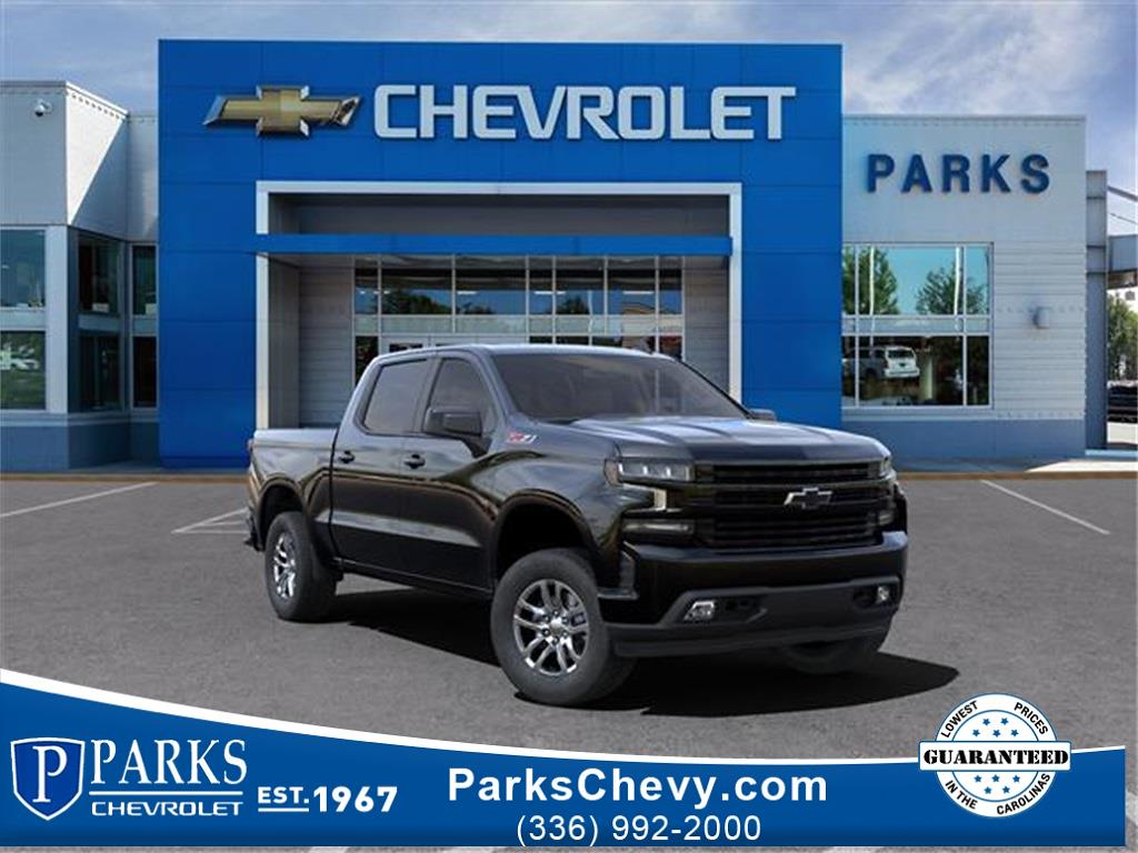 2021 Chevrolet Silverado 1500 Crew Cab 4x4, Pickup #Z237891 - photo 1