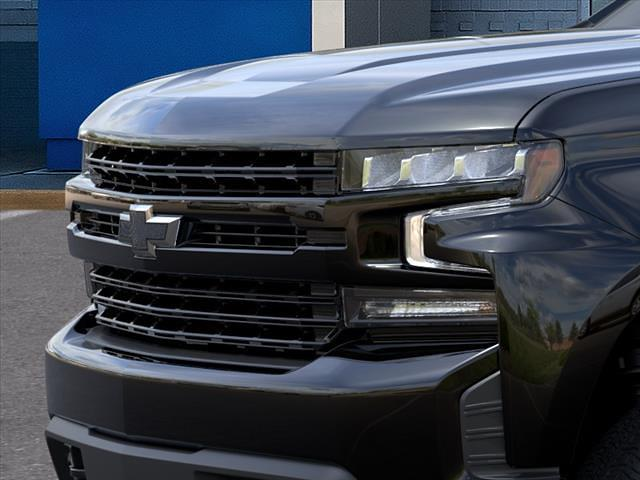 2021 Chevrolet Silverado 1500 Crew Cab 4x4, Pickup #Z237891 - photo 11