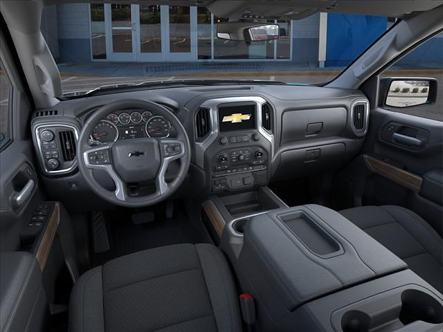 2021 Chevrolet Silverado 1500 Crew Cab 4x4, Pickup #Z237891 - photo 12
