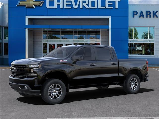 2021 Chevrolet Silverado 1500 Crew Cab 4x4, Pickup #Z237891 - photo 3