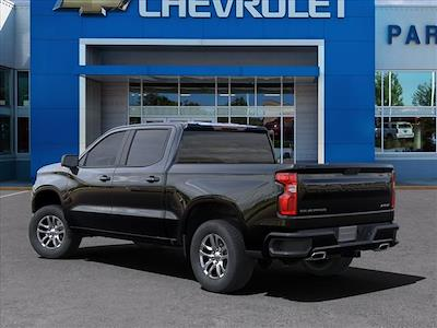 2021 Chevrolet Silverado 1500 Crew Cab 4x4, Pickup #Z237891 - photo 4