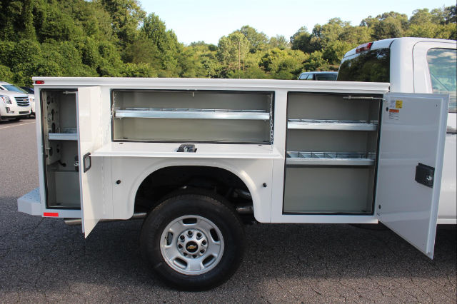 2017 Silverado 2500 Regular Cab, Knapheide Standard Service Body Service Body #T17-538 - photo 6