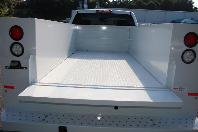 2017 Silverado 2500 Regular Cab, Knapheide Standard Service Body Service Body #T17-538 - photo 8