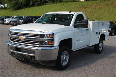 2017 Silverado 2500 Regular Cab, Knapheide Standard Service Body Service Body #T17-538 - photo 3