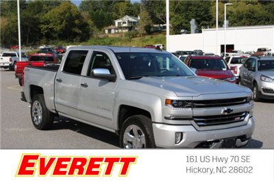2017 Silverado 1500 Crew Cab 4x4 Pickup #T17-662 - photo 1