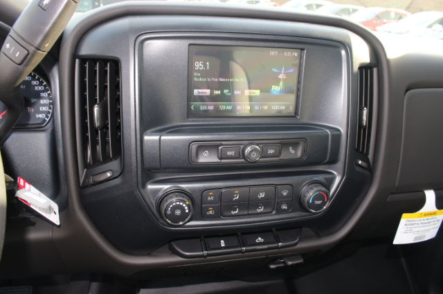 2018 Silverado 2500 Extended Cab 4x4 Pickup #T18-181 - photo 15