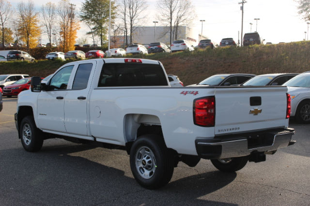 2018 Silverado 2500 Extended Cab 4x4 Pickup #T18-181 - photo 4