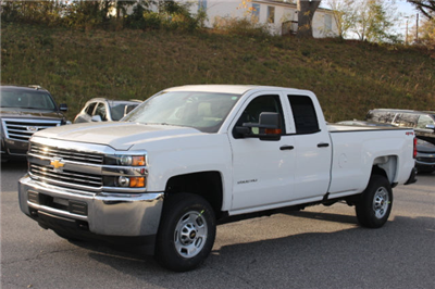 2018 Silverado 2500 Extended Cab 4x4 Pickup #T18-181 - photo 3