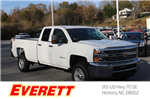 2018 Silverado 2500 Extended Cab 4x4 Pickup #T18-181 - photo 1