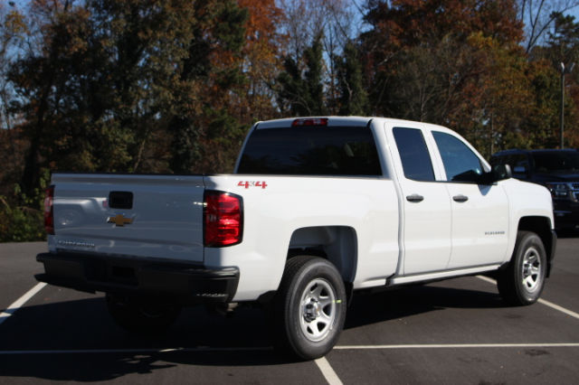 2018 Silverado 1500 Extended Cab 4x4 Pickup #T18-182 - photo 2