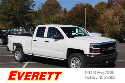 2018 Silverado 1500 Extended Cab 4x4 Pickup #T18-182 - photo 1