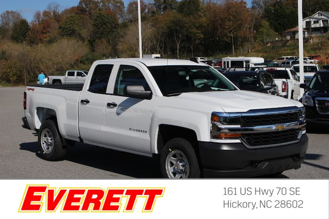 2018 Silverado 1500 Extended Cab 4x4 Pickup #T18-183 - photo 1