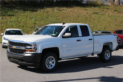 2018 Silverado 1500 Extended Cab 4x4 Pickup #T18-183 - photo 3