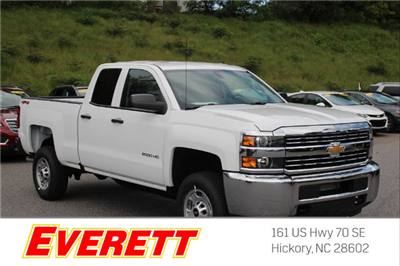 2018 Silverado 2500 Extended Cab 4x4 Pickup #T18-37 - photo 1
