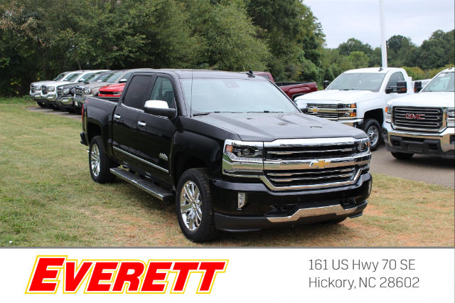 2018 Silverado 1500 Crew Cab 4x4 Pickup #T18-61 - photo 1