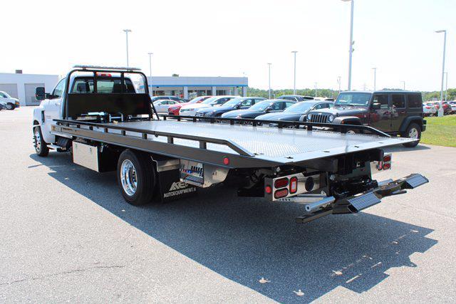 2021 Chevrolet Silverado 6500 Regular Cab DRW 4x2, Auto Equipment Rollback Body #T21-341 - photo 4
