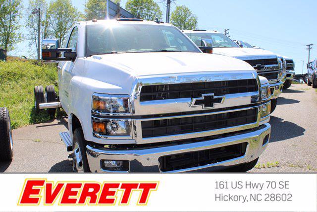 2021 Chevrolet Silverado 6500 Regular Cab DRW 4x2, Cab Chassis #T21-360 - photo 1