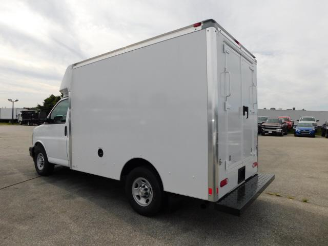 New 2017 chevrolet express 3500 cutaway van for sale in silver 2017 express 3500 supreme spartan cargo cutaway van h1201145 photo 2 sciox Gallery
