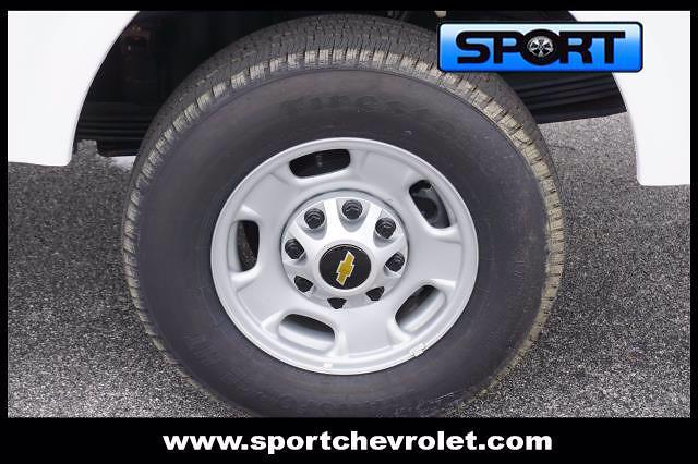 2020 Silverado 2500 Regular Cab 4x4,  Warner Truck Bodies Select Pro Service Body #LF218764 - photo 13