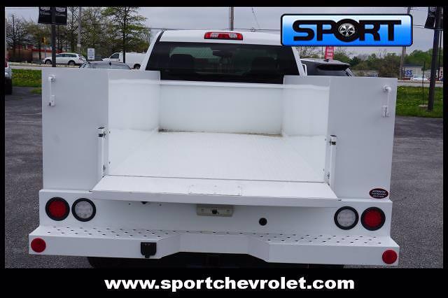 2020 Silverado 2500 Regular Cab 4x4,  Warner Truck Bodies Select Pro Service Body #LF218764 - photo 15