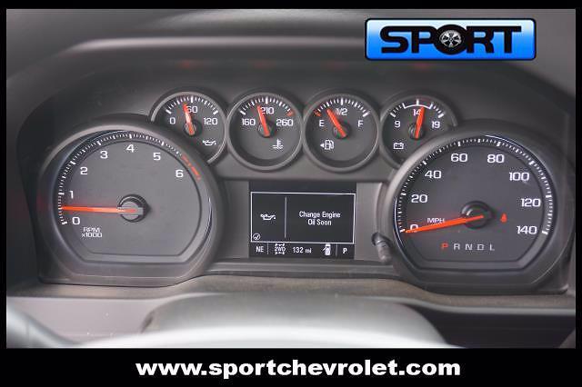 2020 Silverado 2500 Regular Cab 4x4,  Warner Truck Bodies Select Pro Service Body #LF218764 - photo 22