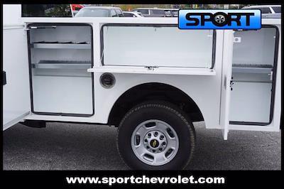 2020 Silverado 2500 Regular Cab 4x4,  Warner Truck Bodies Select Pro Service Body #LF218764 - photo 14