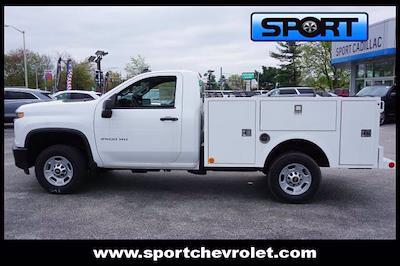 2020 Silverado 2500 Regular Cab 4x4,  Warner Truck Bodies Select Pro Service Body #LF218764 - photo 4