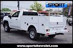 2020 Silverado 2500 Regular Cab 4x4,  Warner Truck Bodies Select Pro Service Body #LF218764 - photo 2