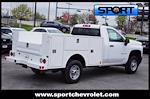2020 Silverado 2500 Regular Cab 4x4,  Warner Truck Bodies Select Pro Service Body #LF218764 - photo 7