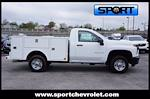 2020 Silverado 2500 Regular Cab 4x4,  Warner Truck Bodies Select Pro Service Body #LF218764 - photo 8
