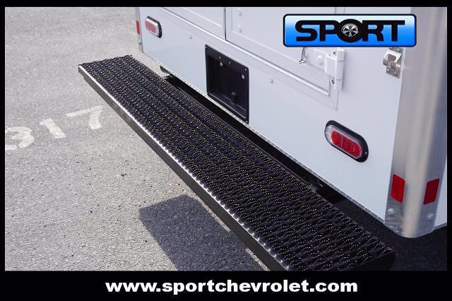 2021 Express 3500 4x2,  Supreme Spartan Cargo Cutaway Van #M1180959 - photo 16