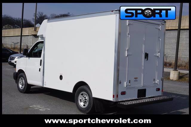 2021 Express 3500 4x2,  Supreme Spartan Cargo Cutaway Van #M1180959 - photo 2