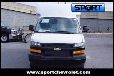 2021 Express 3500 4x2,  Supreme Spartan Cargo Cutaway Van #M1180959 - photo 10