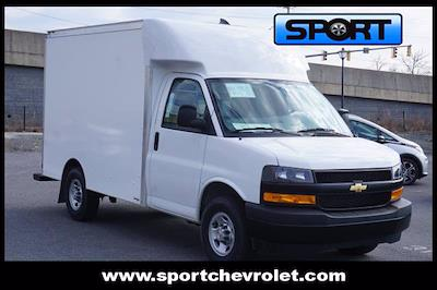 2021 Express 3500 4x2,  Supreme Spartan Cargo Cutaway Van #M1180959 - photo 9