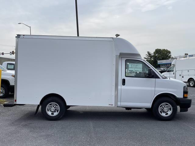 2021 Express 3500 4x2,  Supreme Spartan Cargo Cutaway Van #M1181178 - photo 8