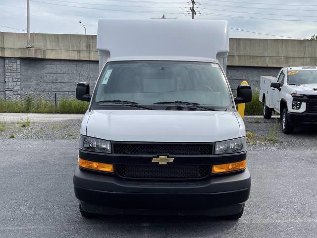2021 Express 3500 4x2,  Supreme Spartan Cargo Cutaway Van #M1181178 - photo 10