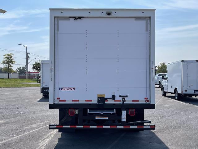 2021 Express 3500 4x2,  Morgan Truck Body Parcel Aluminum Cutaway Van #M1238701 - photo 6