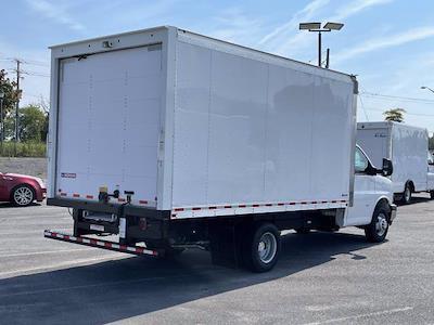 2021 Express 3500 4x2,  Morgan Truck Body Parcel Aluminum Cutaway Van #M1238701 - photo 7