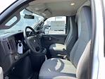 2021 Express 3500 4x2,  Morgan Truck Body Parcel Aluminum Cutaway Van #M1238701 - photo 11