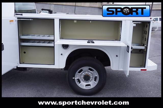 2021 Silverado 2500 Regular Cab 4x2,  Knapheide Steel Service Body #MF139659 - photo 13