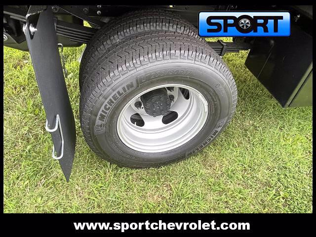 2021 Silverado 3500 Regular Cab 4x4,  Rugby Landscape Dump #MF250927 - photo 8
