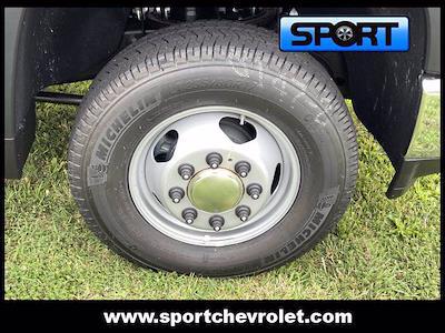 2021 Silverado 3500 Regular Cab 4x4,  Rugby Landscape Dump #MF250927 - photo 10