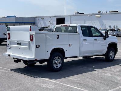 2021 Silverado 2500 Double Cab 4x2,  Knapheide Steel Service Body #MF271118 - photo 34