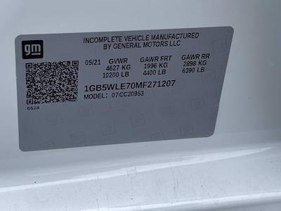 2021 Silverado 2500 Double Cab 4x2,  Knapheide Steel Service Body #MF271207 - photo 12