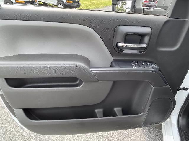 2021 Silverado 5500 Regular Cab DRW 4x2,  Morgan Truck Body Prostake Platform Body #MH803614 - photo 11